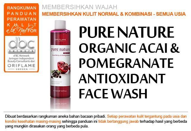 perawatan untuk kulit normal dan kombinasi semua usia