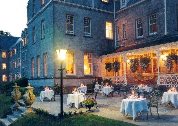 パーク ホテル ケンメア(アイルランド) レースの発祥地では歴史のある宿に泊まりたい