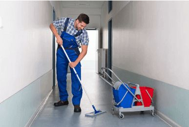 Services - Commercial Cleaning & Janitorial Services