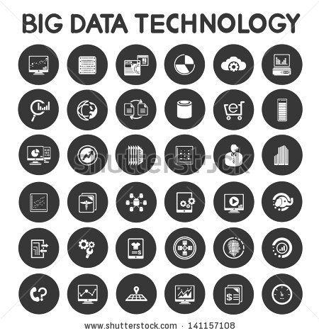 stock-vector-big-data-technology-icons-set-data-analytic-icons-141157108.jpg (450×470)