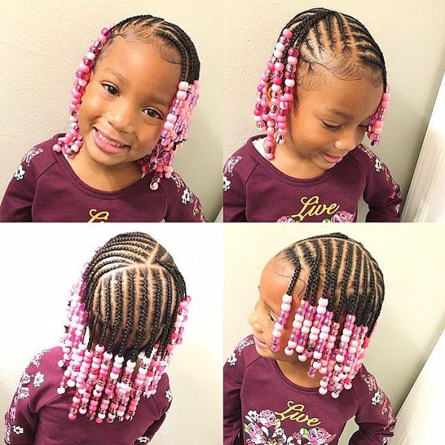 2020 Braided Hairstyles For Black Kids Black Kids Hairstyles Kids Braided Hairstyles Black Girl Braid Styles