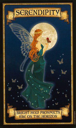 Oraculo Madame Endora: Suerte - La magia del Tarot