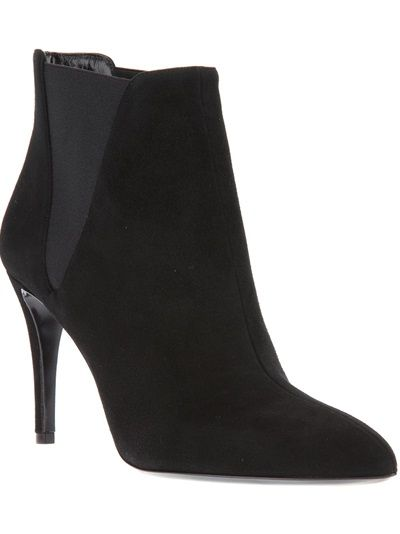 GIORGIO ARMANI - pointed toe ankle boot 6