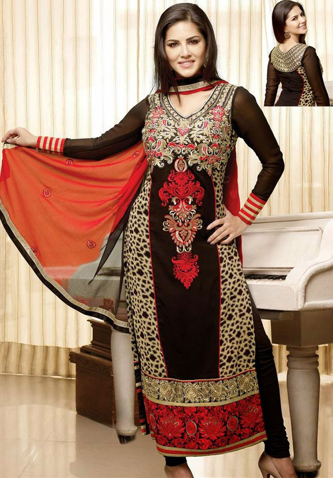 hindi hair style 15 best goes ethnic way images on 8009 | 43e18272fe79f8009ffb2e01409f09af ethnic suit black anarkali