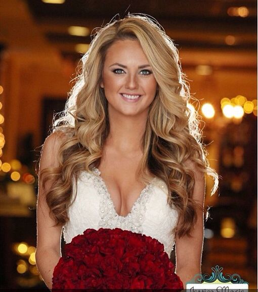 Haley Dillon's Wedding Picture