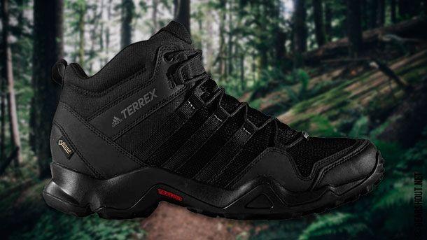 Adidas выпустила обновлённую серию походных ботинок Terrex
