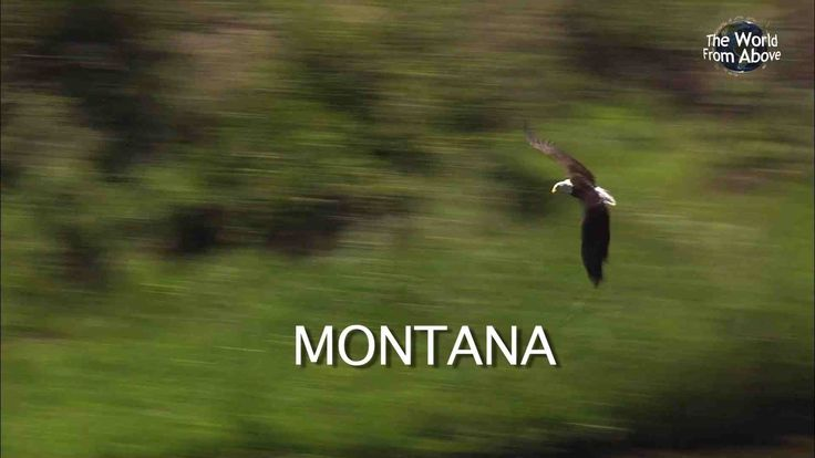 Get inspired by this jaw-dropping scenery from Montana, USA. HD aerial montage video. Montana from Above - 3 Breathtaking Minutes Montage (HD)