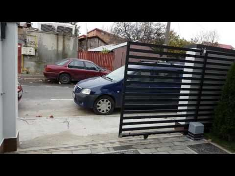 Porti automate / Pret automatizari porti nice / Montaj