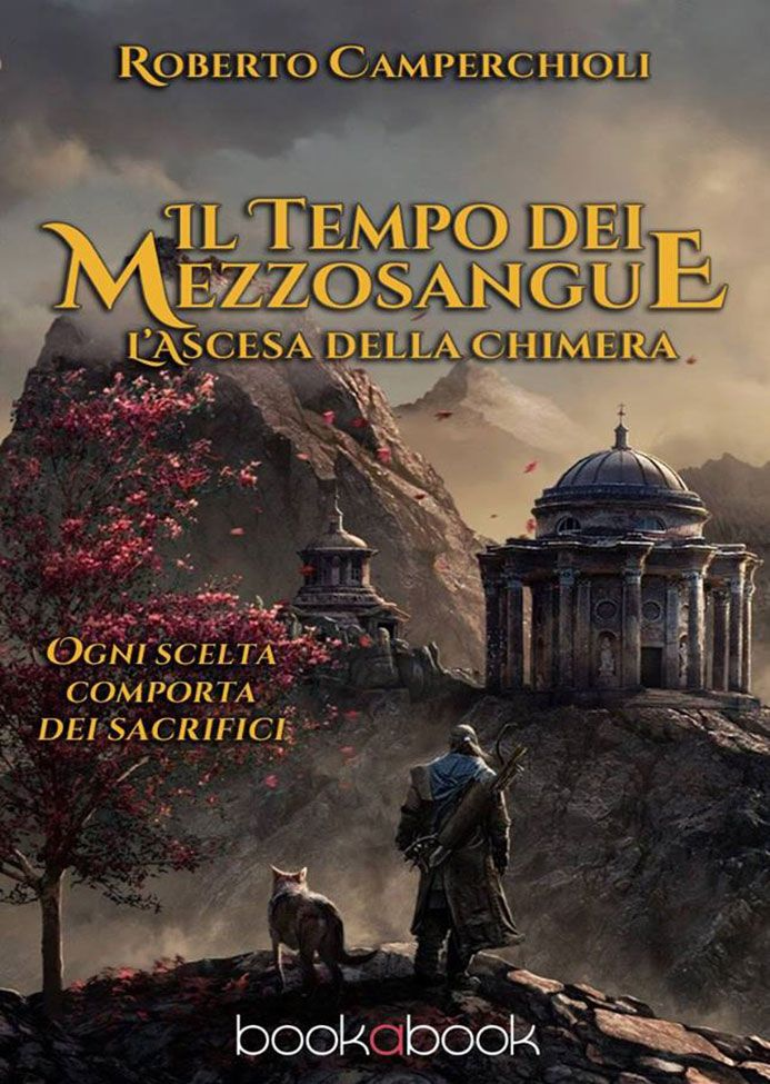 """""""Il tempo dei Mezzosangue"""" di Roberto Camperchioli"""
