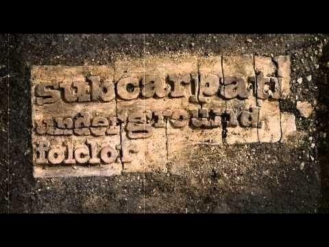 Underground Romanian folk music by Subcarpati