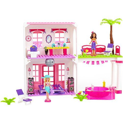 Lego Beach House Walmart: 43 Best Barbie Lego Images On Pinterest