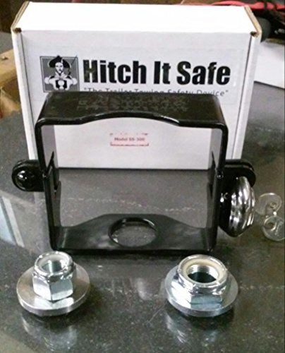 """SS-300 Trailer Hitch Safety Device """"PEACE OF MIND WHEN TOWING"""" PREVENTING ACCIDENTAL SEPARATIONMADE IN THE USAWe Build The PRODUCT For Your Coupler for More information on Sizes and Fit www.amazon.com/shops/HitchItSafeLLC - http://www.caraccessoriesonlinemarket.com/ss-300-trailer-hitch-safety-device-peace-of-mind-when-towing-preventing-accidental-separationmade-in-the-usawe-build-the-product-for-your-coupler-for-more-information-on-sizes-and-fit-www-amazon-c/  #More, #ACCID"""