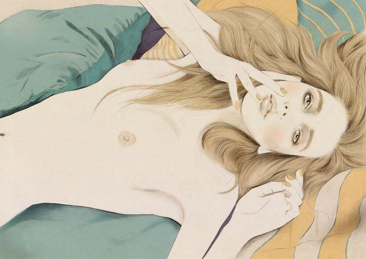 Kelly Thompson : Illustrations