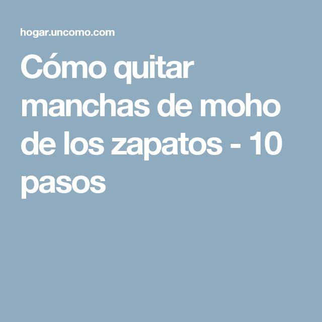 15 Pines de Quitar Manchas De Moho que no te puedes perder ...