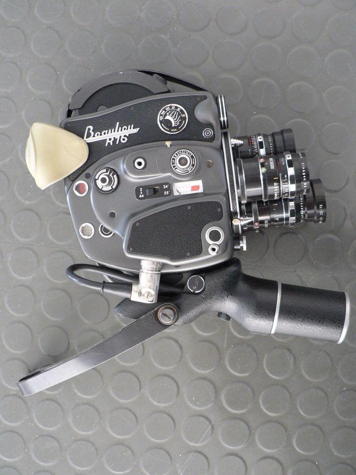 E3) Beaulieu R16 Filmkamera im Koffer | eBay