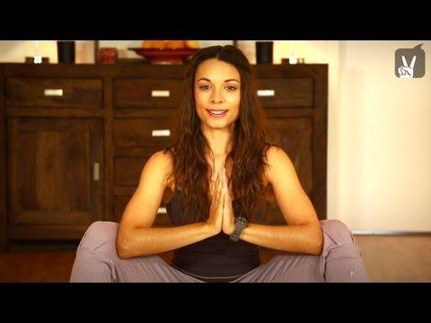▶ Yoga Für Schwangere: 20 Minuten Programm - YouTube