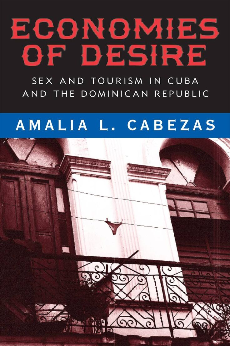 Economies of Desire: Sex Tourism in Cuba and the Dominican Republic