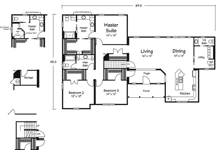 82 best floor plans images on pinterest house template for Dream home flooring manufacturer