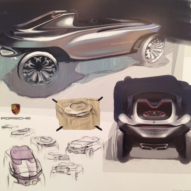 Sepehr Amirseyedi, Vehicle Design