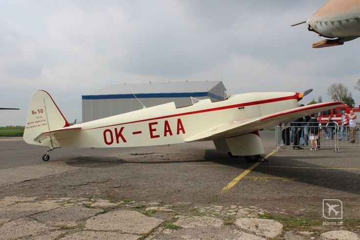 OK-EAA - Be-50 Beta Minor - Praha - Kbely (LKKB) - planes.cz