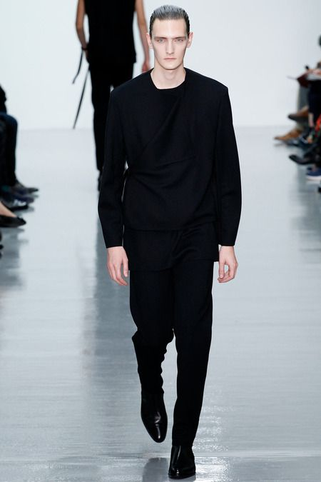 Lee Roach | Fall 2014 Menswear Collection | Style.com