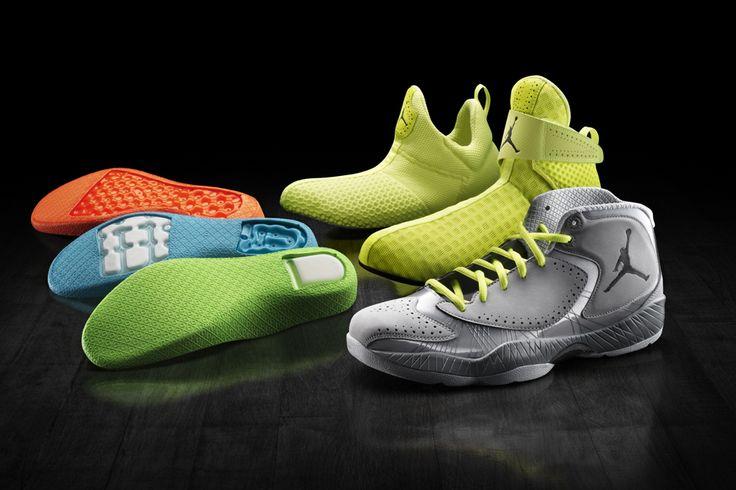 Air Jordan 2012.
