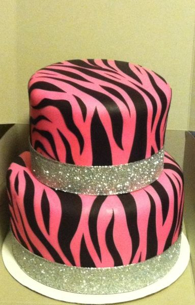 Zebra Cake - Cake Decorating Community - Cakes We Bake