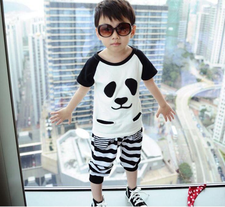 $18.98 (Buy here: https://alitems.com/g/1e8d114494ebda23ff8b16525dc3e8/?i=5&ulp=https%3A%2F%2Fwww.aliexpress.com%2Fitem%2FSummer-Suits-For-Boys-Korean-Kids-Clothes-Cute-T-shirt-Ensemble-Garcon-Striped-Half-Pants-With%2F32771754492.html ) Summer Suits For