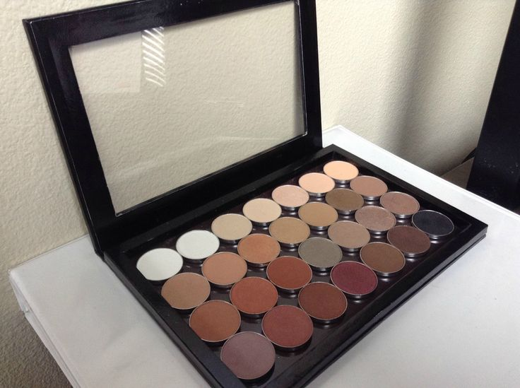 Neutral Eyeshadow Palette - perfect