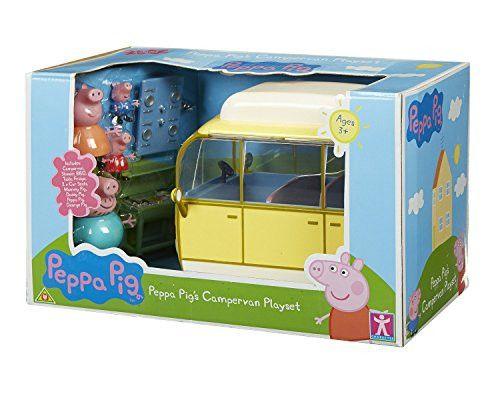 Peppa Pig Camper Van Playset by Character Options