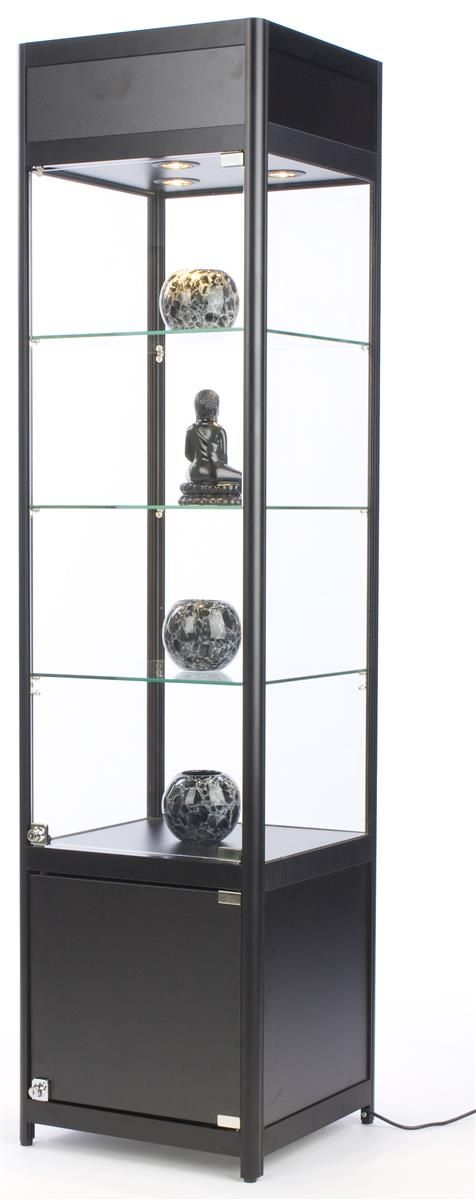 Glass Display Cabinet Showcases: 1000+ Images About Display Showcases On Pinterest