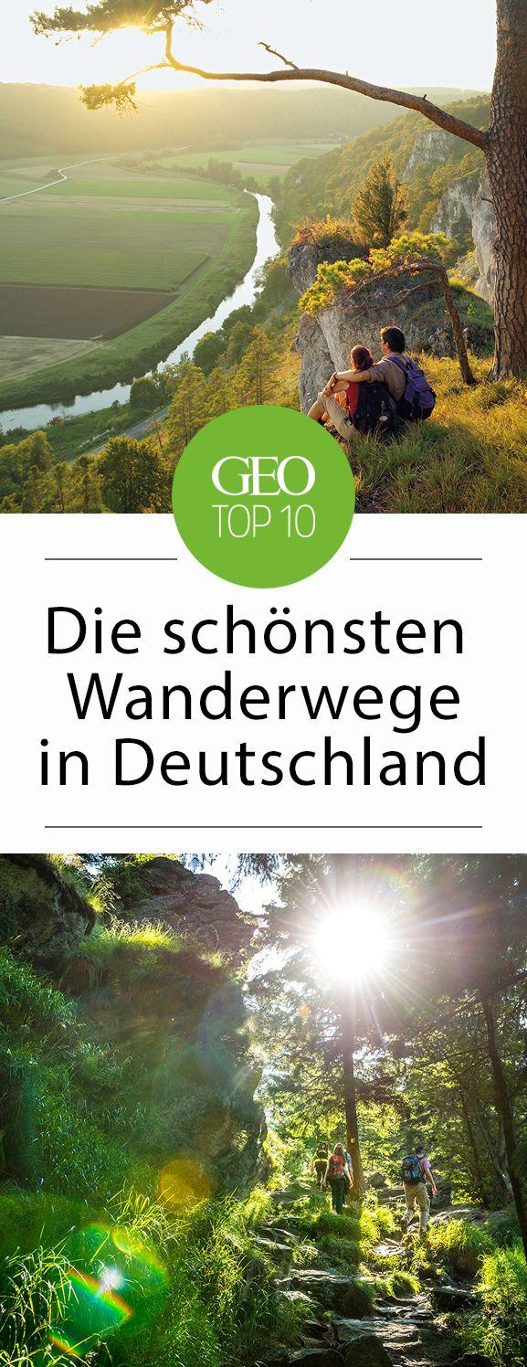 Ausflugstipps: Die zehn schönsten Wanderwege in Deutschland – Michel Eick-Barghorn