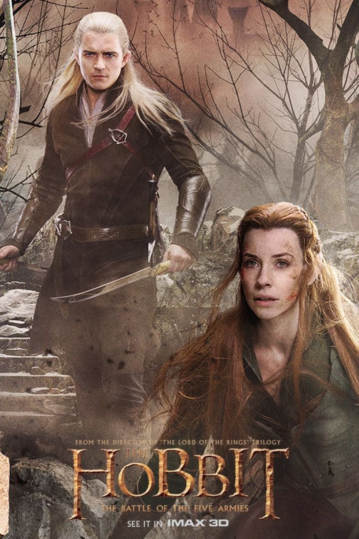 The Hobbit The Desolation of Smaug Tauriel Thranduil and