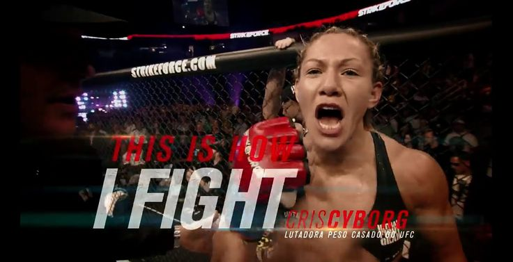 Fight Night Brasilia: Chris Cyborg - This is How I Fight