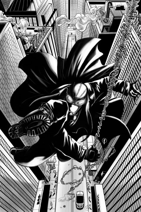 23 best spiderman noir images on pinterest noir - Best spider man noir comics ...