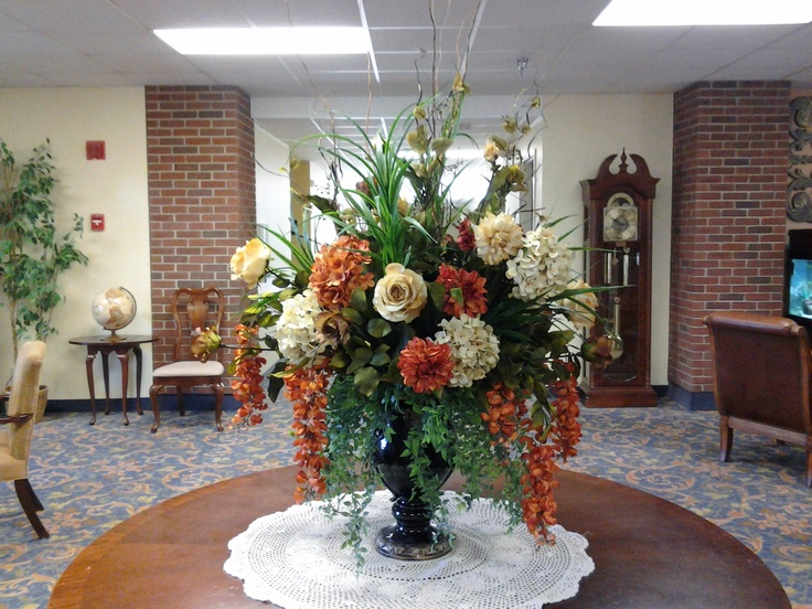 Ideas about large floral arrangements on pinterest