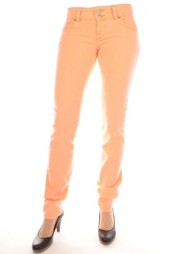 BROEKEN /NON-DENIMS DAMES NEW MOLLY oranje LTB Jeans
