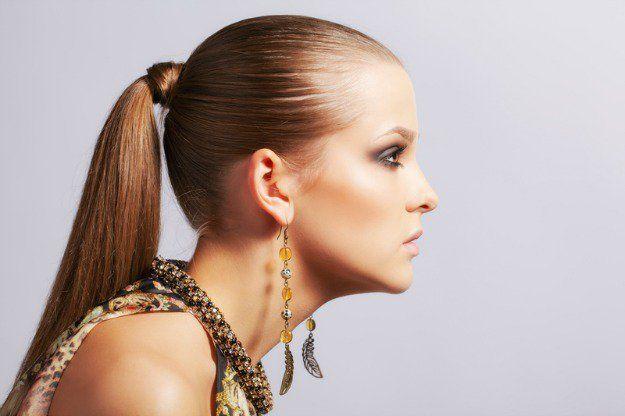 Avoid Tight Hair Ties   Healthy Hair Tips For Strong, Shiny Hair