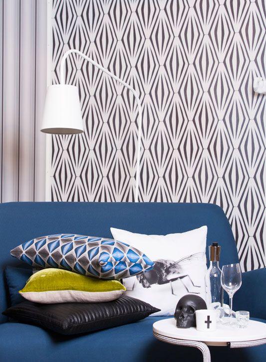 Grafiske mønstre fra kolleksjonen Life! #Wallpaper