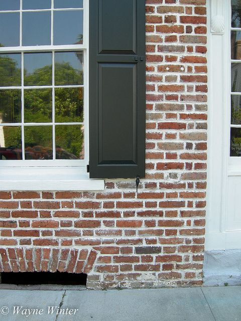 25 best ideas about green shutters on pinterest shutter for Charleston green paint
