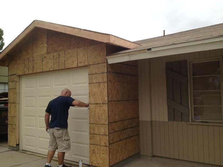 Enclosing A Carport Into A Garage Carport Conversion In Phoenix
