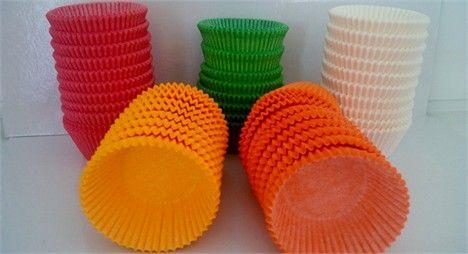 Cup Cake vari colori 50 pz