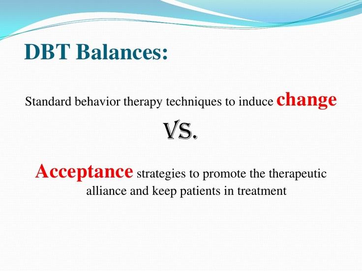 Dbt Balances Dbt S Core Dialectic Dialectics Tricks
