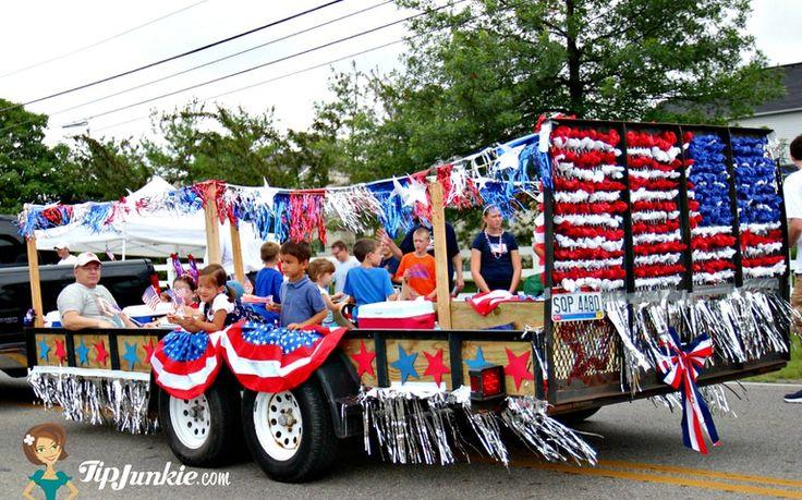 Best patriotic float ideas images on pinterest