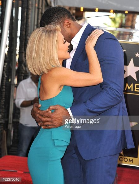 Kelly Ripa Honored With Star On The Hollywood Walk Of Fame | Getty ...