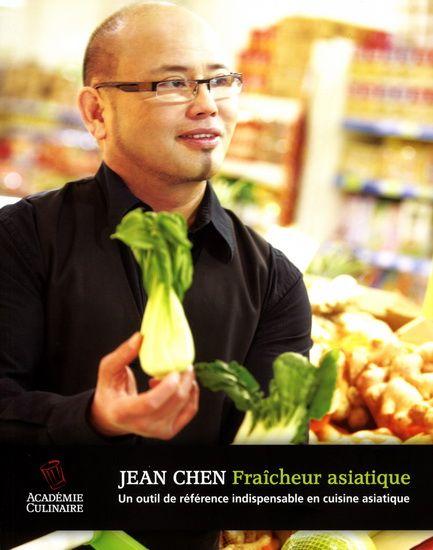 Jean Chen Fraîcheur asiatique