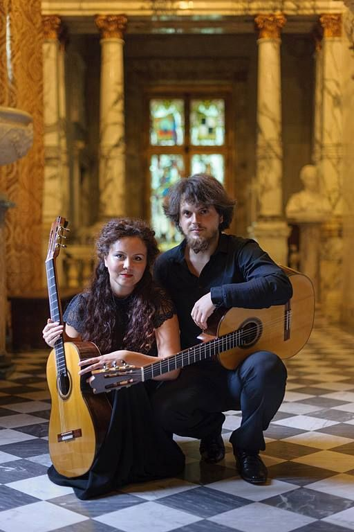 Duo Kitharsis, din dragoste pentru chitară