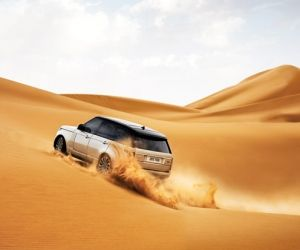 Range Rover unveils a more streamlined (and less hefty) SUV: http://hilxry.com/1iC4EPY