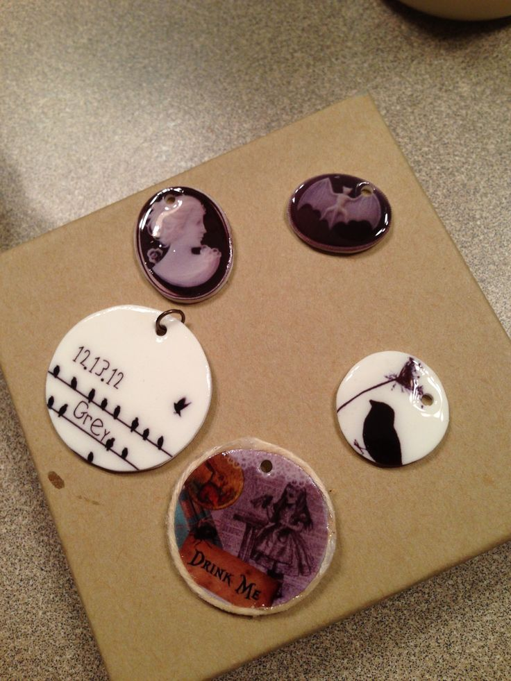 how to make shrinky dink charms
