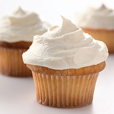 King Arthur Vanilla Cake mix - I make cupcakes with this product all the time.  No one knows they are gluten free.